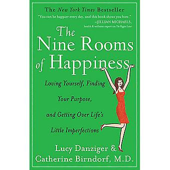 The Nine Rooms of Happiness by Lucy Danziger - 9781401341565 Book