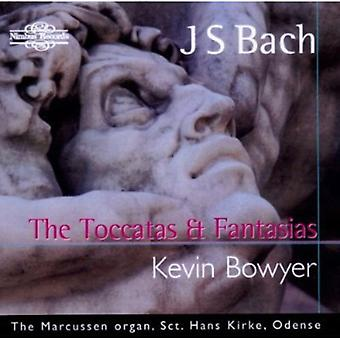 J.S. Bach - Bach: Toccator & fantasier [CD] USA import