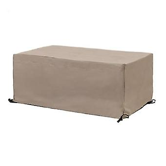 Gardenista® Stone Protective Cover for 2 Seater Garden Sofa