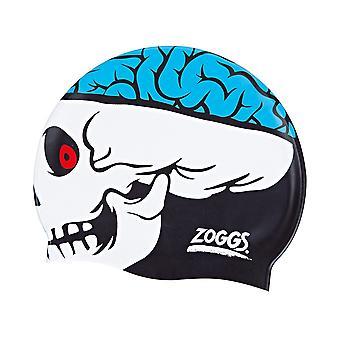 Junior Character Skull Silicone Cap