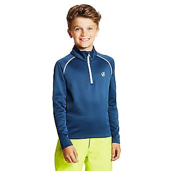 Dare 2b Boys Consist Core Stretch Half Zip Top Jacket