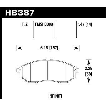 Hawk Performance HB387F.547 HPS