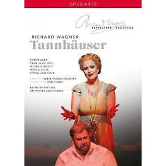 Tannhauser [DVD] USA import
