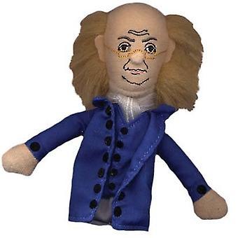 Finger Puppet - UPG - Franklin Soft Doll Toys Gifts Licensed New 0221