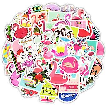 Aufkleber, 50 pack-Flamingo