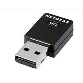 Netgear n300 wna3100m external wireless adapter usb 2.0 300mbps black