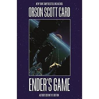 Ender's Game Gift Edition AP by Orson Scott Card - 9781250174468 Book