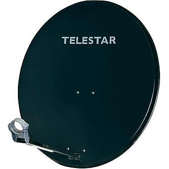 Telestar DIGIRAPID 80 5109721-AG Satellite Dish, , Slate grey