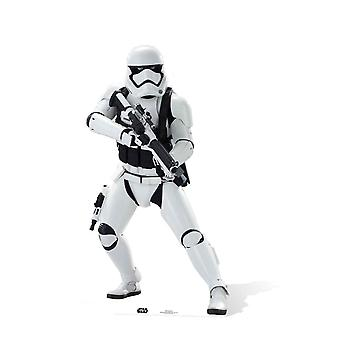 First Order Stormtrooper Star Wars The Force Awakens Cardboard Cutout / Standee / Standup