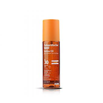 Isdin Fotoprotector Spf 30 Active Oil 200 Ml
