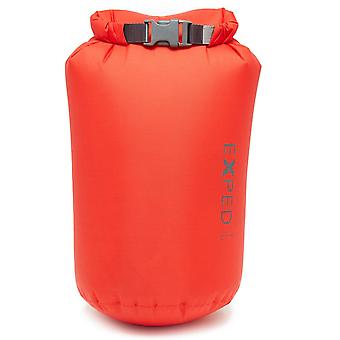Nuovo EXPED Fold Drybag 8L Red
