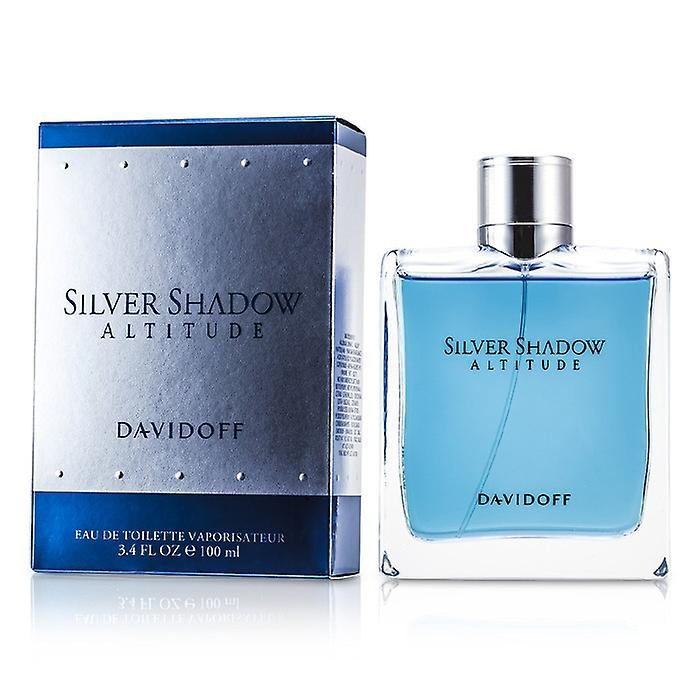 Davidoff Silver Shadow Altitude Agua de Colonia Vaporizador 100ml / 3.4oz