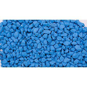 Aqua skærver lys blå 25kg