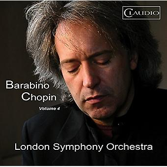 Chopin / lå / London Symphony Orchestra - Adolfo Barabino - Chopin 4 [DVD-Audio] USA import