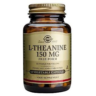 Solgar L-Theanine 150 mg Vegetable Capsules (Vitamins & supplements , Amino acids)