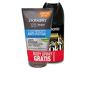 BABARIA MEN VITAL SKIN ANTIFATIGA LOTE