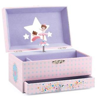 Djeco Music Box Dancer (Casa , Neonati e Bambini , Decorazione , Accessori Decorativi)