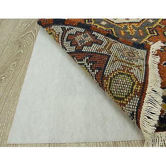 Anti-slip dobbelt Fleece underlag - 80 cm bredde