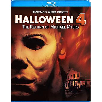 Halloween 4 [Blu-ray] USA import