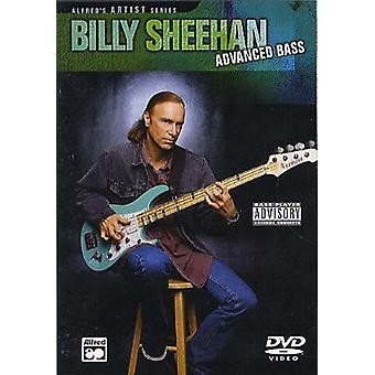Billy Sheehan - avanceret bas [DVD] USA import