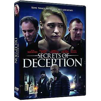 Secrets of Deception [DVD] USA import