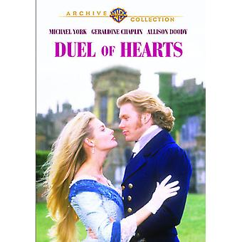 Duel of Hearts [DVD] USA import