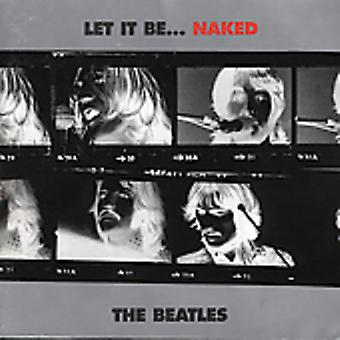 Beatles - Let It Be blote [CD] USA import