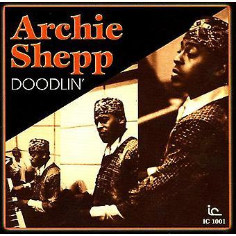 Archie Shepp - Doodlin [CD] USA Importer