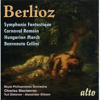 H. Berlioz - Berlioz: Symphonie Fantastique [CD] USA import