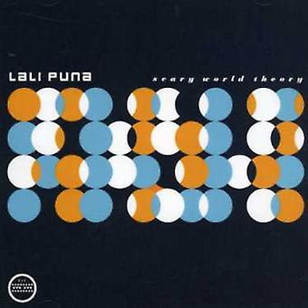 Lali Puna - skræmmende verden teori [CD] USA import