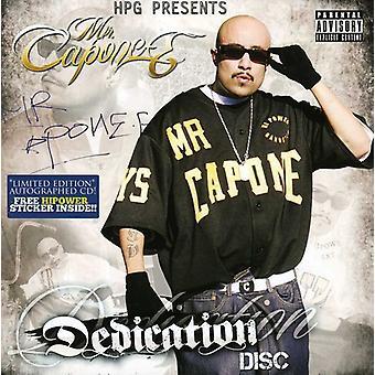 HPG præsenterer - Mr. Capone-E foretrukne dedikeret disken [CD] USA import
