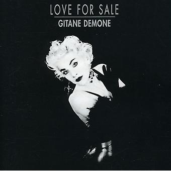 Gitane Demone - kærlighed til salg [CD] USA import