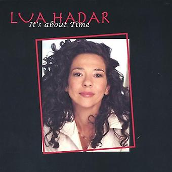 Lua Hadar - Its About Time [CD] USA import