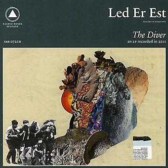 LED ER Est - dykker [CD] USA import