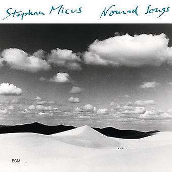 Stephan Micus - Nomad låt [CD] USA import