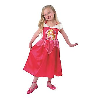 Sleeping beauty dress original Disney Princess Aurora child costume