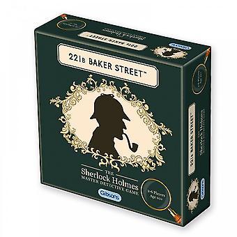Gibsons 221b Baker Street detektiv spil