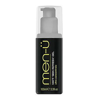 Men-u Men-u Matt Skin Refresh Gel