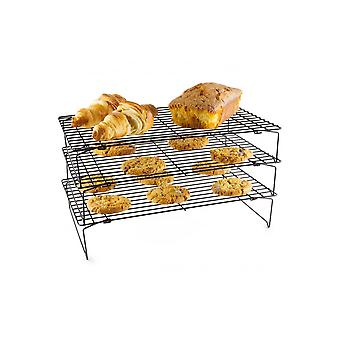 Andrew James 3-Tier koeling Rack