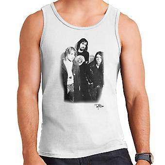 Nirvana Kurt Dave And Krist Men's Vest