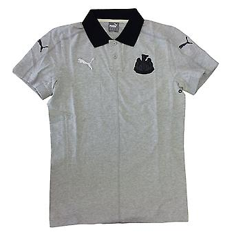 Polo de entrenamiento base PUMA newcastle untited [gris]