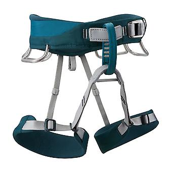 Black Diamond Primrose Womens Harness Moroccan Blue