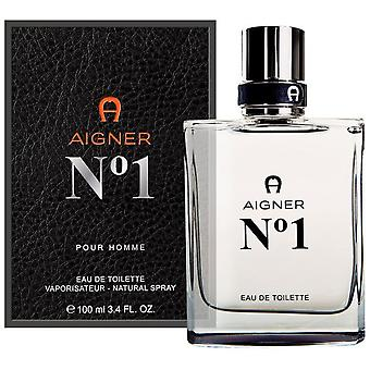 Aigner No. 1 100 Ml Edt Vapo (Man , Perfumes , Perfumes)