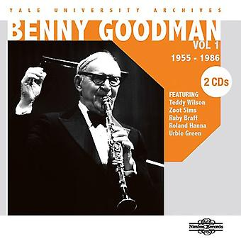 Benny Goodman - Yale University Archives [CD] USA import