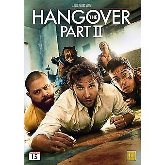 La resaca 2-The Hangover parte II (DVD)
