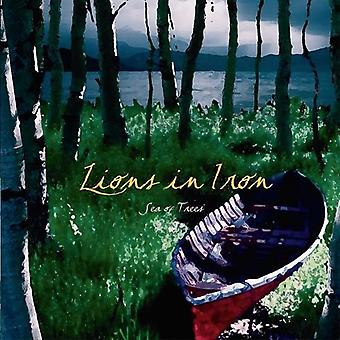 Lions in Iron - Sea of Trees [CD] USA import