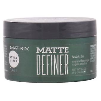 Matrix Matte Clay Definer Beach (Hair care , Styling products)