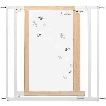 Badabulle Safety gate Easy close galaxi white