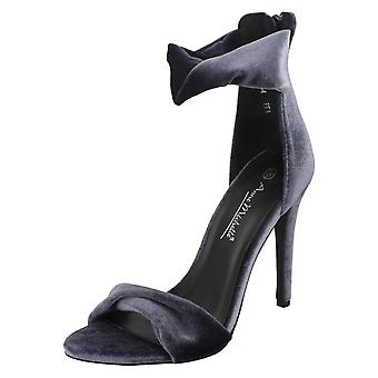 Ladies Anne Michelle High Heel Sandals F10754