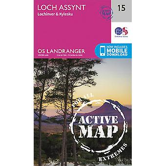 Loch Assynt Lochinver Kylesku av Ordnance Survey